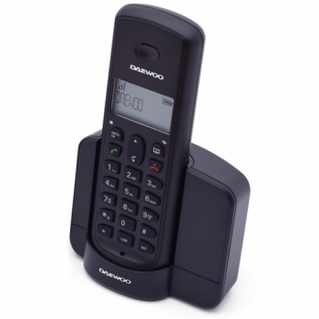 TELEFONO DECT DAEWOO DTD-1350 NEGRO