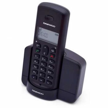 TELEFONO DECT DAEWOO DTD-1350 DUO NEGRO