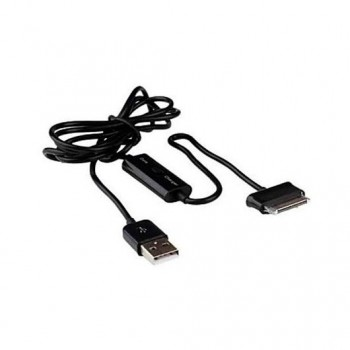 CABLE USBA 20 A CONECTOR SAMSUNG 30 PINS APPROX 1M NEGRO