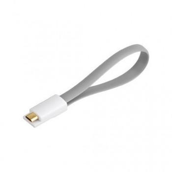 CABLE USBA 20 A MICRO USBB 20 GOOBAY 02M GRIS