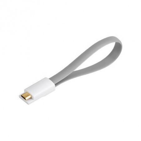 Approx APPC23 adaptador de cable Micro-USB, USB 2.0 HDMI Blanco