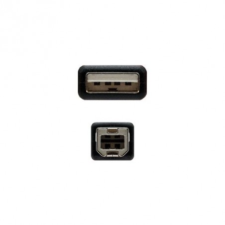 V7 Adaptador USB-C (m) a Ethernet (h) color blanco