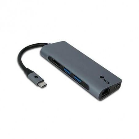 Digitus USB 3.0 - IDE & SATA USB 3.0, M 2.5/3.5 IDE & SATA Negro