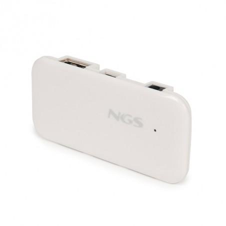 j5create JUE130 adaptador de cable USB 3.0 A RJ-45 Blanco