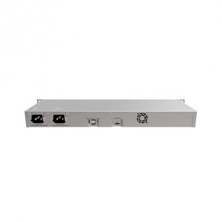 Adaptador usb 3.1 tipo-c a lan aisens a109-0341 - ethernet 10/100/1000 mbps - 15cm - color plata