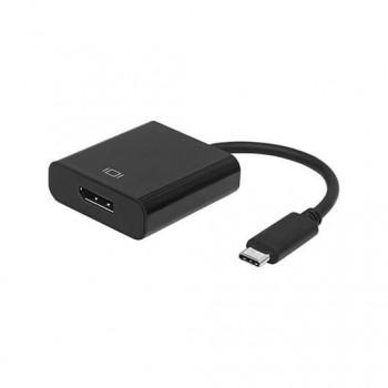 ADAPTADOR USB C M A DISPLAYPORT H AISENS 15CM