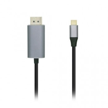 ADAPTADOR USB C A DISPLAY PORT 4K 60HZ AISENS