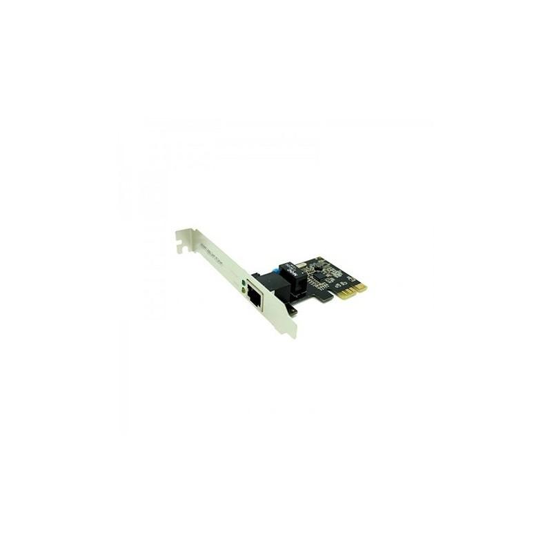 TARJETA DE RED PCI E 10 100 1000 APPROX RTL8111C