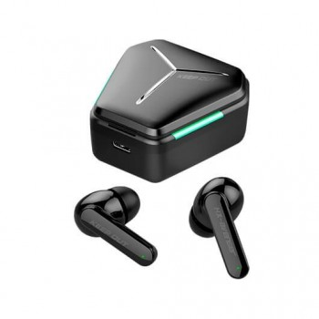 AURICULARES MICRO KEEP OUT EARBUDS HX AVENGER NEGRO