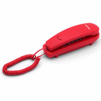 TELEFONO GONDOLA DAEWOO DTC-115R ROJO
