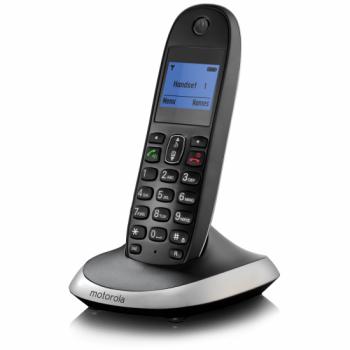 TELEFONO DECT MOTOROLA C2001 NEGRO M. LIBRES