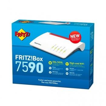 WIRELESS ROUTER FRITZBOX 7590