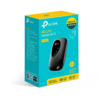 WIRELESS ROUTER MOVIL 4G LTE TP LINK M7200