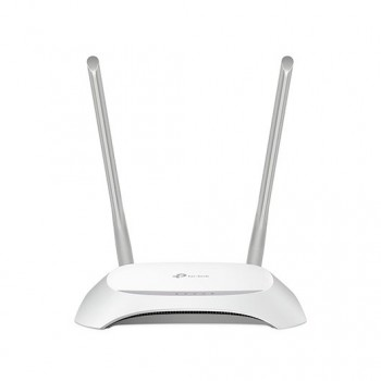 WIRELESS ROUTER TP LINK N300 TL WR850N