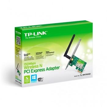 WIRELESS LAN MINI PCI E TP LINK N150 TL WN781ND