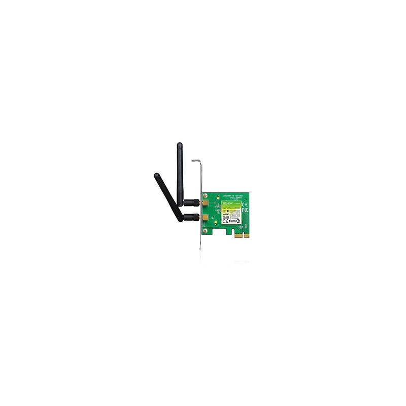 WIRELESS LAN MINI PCI E TP LINK N300 TL WN881ND
