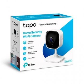 CAMARA IP WIFI TP LINK TAPO C100 BLANCO