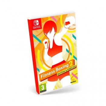 JUEGO NINTENDO SWITCH FITNESS BOXING 2 RHYTHM AND EXERCISE