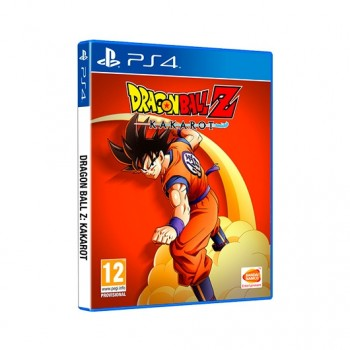 JUEGO SONY PS4 DRAGON BALL Z KAKAROT