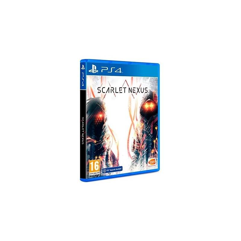JUEGO SONY PS4 SCARLET NEXUS