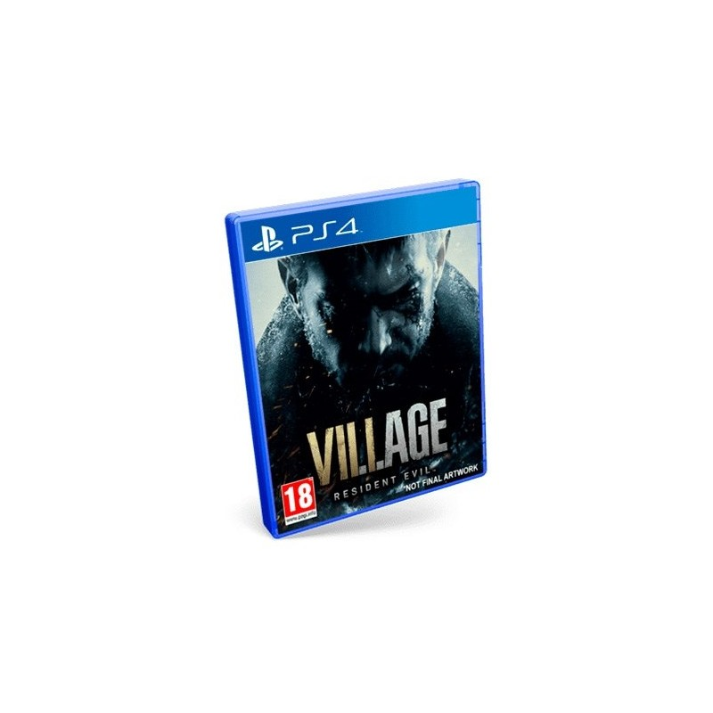 JUEGO SONY PS4 RESIDENT EVIL VILLAGE