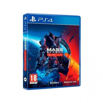 JUEGO SONY PS4 MASS EFFECT LEGENDARY EDITION