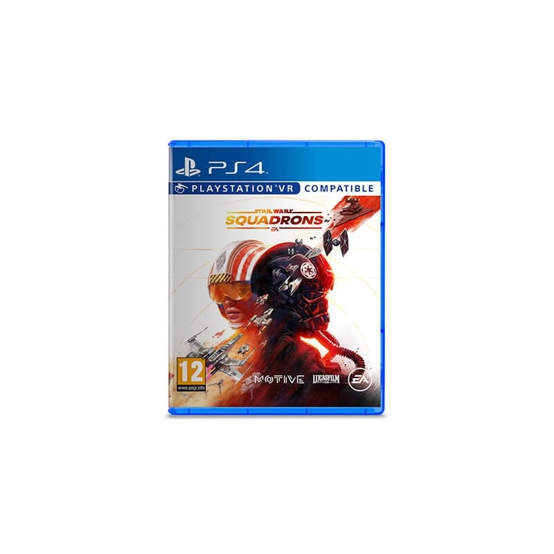JUEGO SONY PS4 STAR WARS SQUADRONS