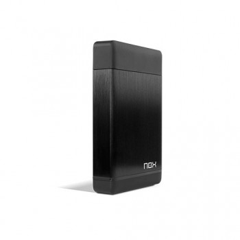 CAJA EXTERNA 35 USB 30 NOX LITE 35 NEGRO