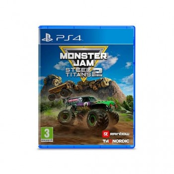 JUEGO SONY PS4 MONSTER JAM STEEL TITANS 2