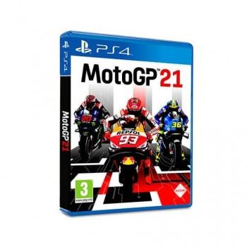 JUEGO SONY PS4 MOTOGP 21