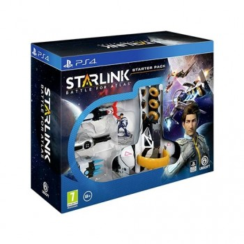 JUEGO SONY PS4 STARLINK STARTER PACK
