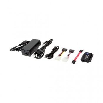 ADAPTADOR USB A 35 25 IDE SATA LOGILINK FA