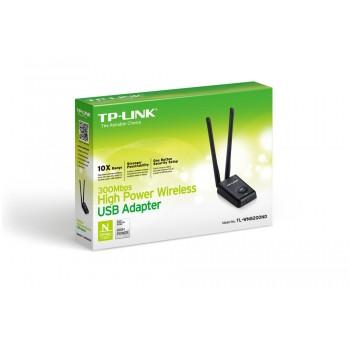 ADAPTADOR USB ALTA POT 300M TP LINK TL WN8200ND