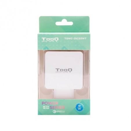 Approx appCRDNIW lector de tarjeta Púrpura, Blanco USB 2.0