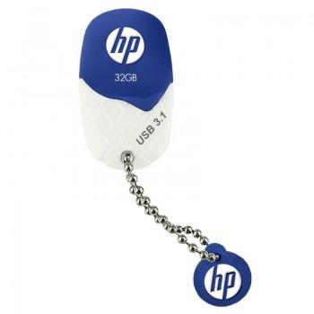 PEN DRIVE 32GB HP USB 31 X780W AZUL BLANCA