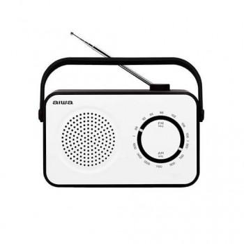 RADIO PORTATIL AIWA R 190BW BLANCO