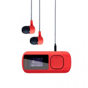 MP3 8GB ENERGY SISTEM CLIP CORAL
