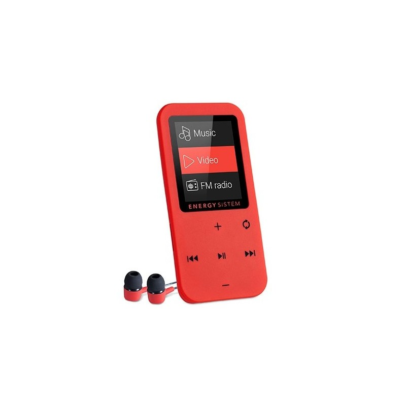 MP4 8GB ENERGY SISTEM TOUCH CORAL