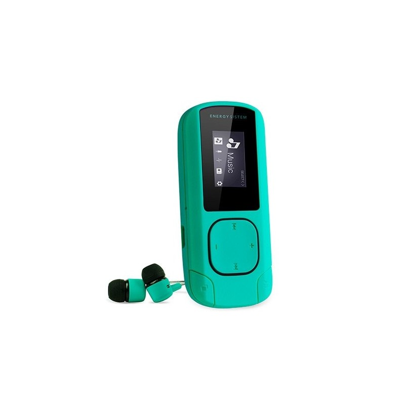MP3 8GB ENERGY SISTEM CLIP MENTA
