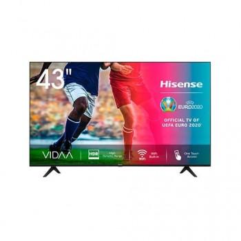 TELEVISIoN DLED 43 HISENSE 43A7100F SMART TELEVISIoN UHD