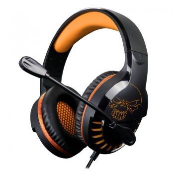 Auriculares Gaming con Micrófono Spirit of Gamer PRO-H3 MultiPlataforma Edition/ Jack 3.5/ Naranja - Imagen 1