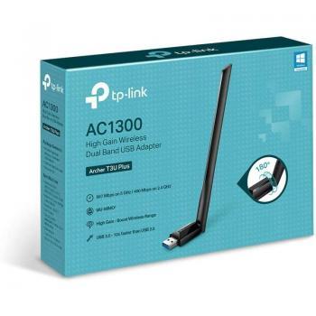 Adaptador USB - WiFi TP-Link Archer T3U Plus/ 867Mbps - Imagen 3