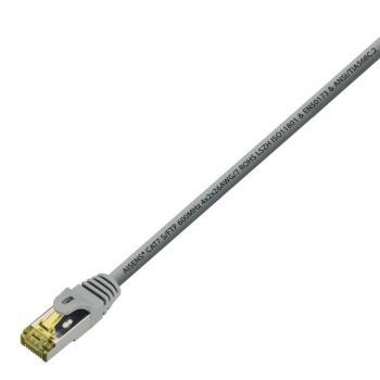 Cable de Red RJ45 S/FTP Aisens A146-0337 Cat.7/ 5m/ Gris - Imagen 2