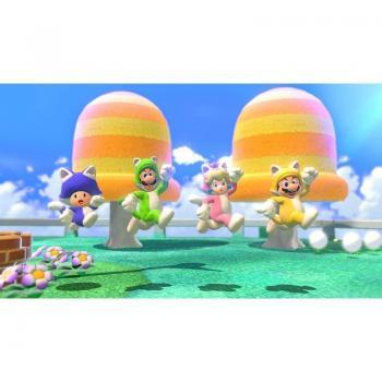 Juego para Consola Nintendo Switch Super Mario 3D World + Bowsers Fury - Imagen 4