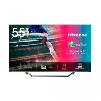 TELEVISIoN ULED 55 HISENSE H55U7QF SMART TELEVISIoN 4K U