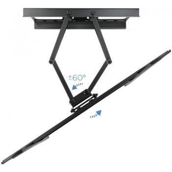 Soporte de Pared Orientable / Inclinable TooQ LP6270TN-B para TV de 37-70'/ hasta 50kg - Imagen 5