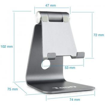 Soporte para Smartphone/Tablet TooQ PH0001-G - Imagen 5