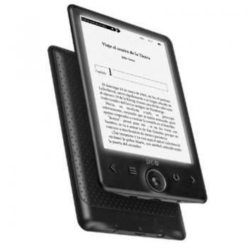 Libro electrónico SPC Dickens Light 2/ 6'/ tinta electrónica/ Negro - Imagen 1