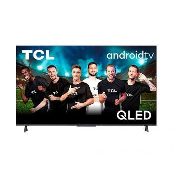 TELEVISIÓN QLED 55  TCL 55C725 ANDROID TELEVISIÓN 4K UHD - Imagen 1