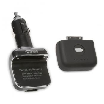 Cargador de coche para iPod y iPhone (2G/3G/3GS/4/4S) - Imagen 1